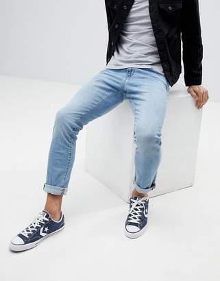 Esprit Slim Jeans In Light Blue Wash