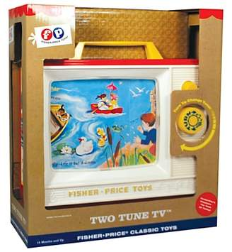 Fisher-Price Two Tune Television