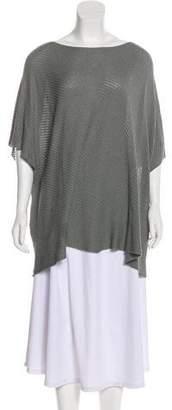 eskandar Silk Knit Top