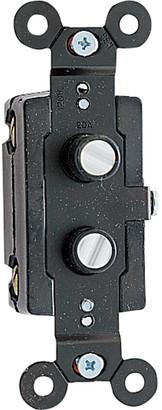 Rejuvenation Three-way Push-Button Switch