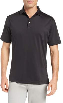 Peter Millar Sean Regular Fit Stretch Jersey Polo