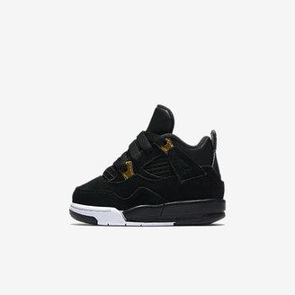 Air Jordan 4 Retro Infant/Toddler Shoe $60 thestylecure.com