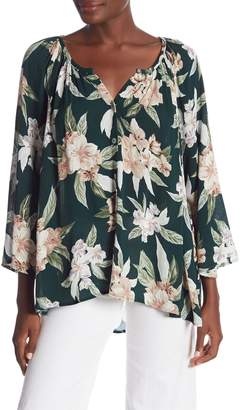 Show Me Your Mumu Catalina Floral Hi-Lo Tunic