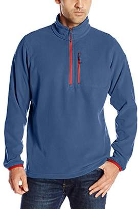 Columbia Men's Cascades Explorer Half-Zip Fleece Sweater