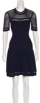 Herve Leger Haylynn Bandage Dress