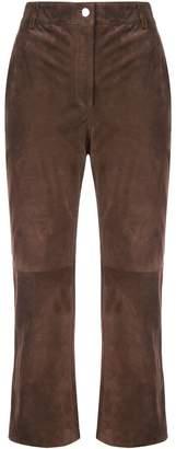 Altuzarra high rise cropped trousers