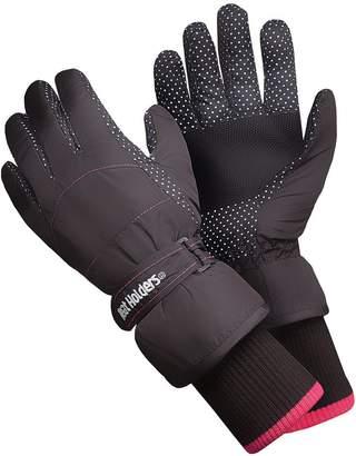Heat Holders - Womens Warm Waterproof Insulated Thermal Winter Ski Gloves (Small/Medium)