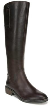 Franco Sarto Becky Wide Calf Boots Women's Shoes