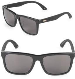 Puma 56MM Square Sunglasses