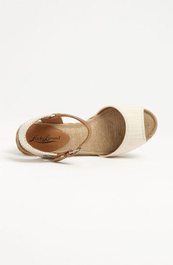 Lucky Brand 'Kyndra' Sandal