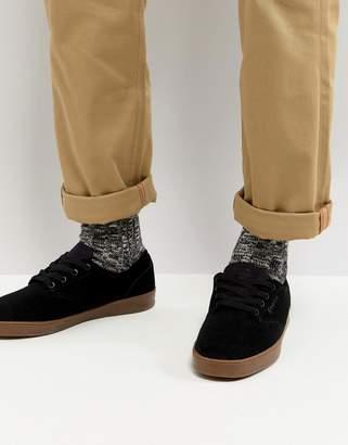 Emerica Romero sneaker in black