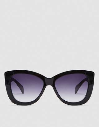 Ganni Demi Shades in Black