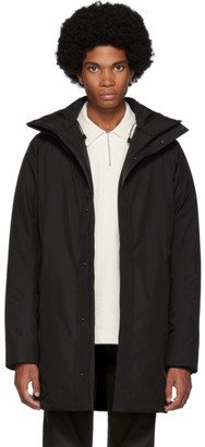 Norse Projects Black Gore-Tex® Rokkvi 5.0 Jacket