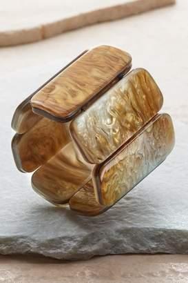 Soft Surroundings Amber Lights Stretch Bracelet
