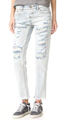 One Teaspoon Women's Awesome Baggie Jeans