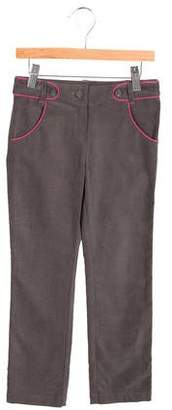 Tartine et Chocolat Girls' Carlia Velvet Pants w/ Tags