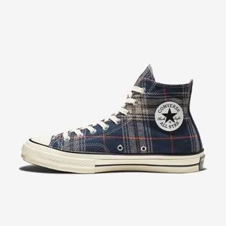 Converse Chuck 70 Plaid High Top Unisex Shoe