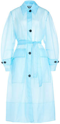 Calvin Klein Transparent Coat