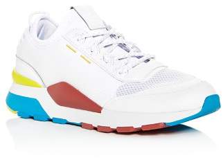 Puma Men's RS-0 Play Color-Block Lace Up Sneakers