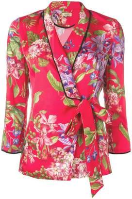 Liu Jo floral print jacket