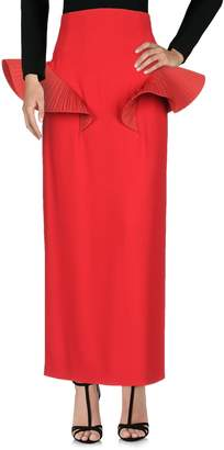 Alberta Ferretti Long skirts