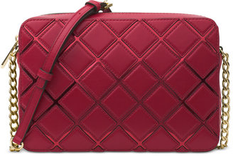 MICHAEL Michael Kors Jet Set Travel Large East West Crossbody $198 thestylecure.com