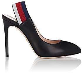 Gucci Women's Sylvie Leather Pumps - Black
