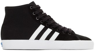b13b2a2d412 adidas Matchcourt High RX High Top Trainers
