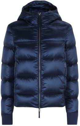 Parajumpers Mariah Quilted Bomber Jacket