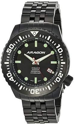 evo ARAGON A263BLK Divemaster 45mm Automatic