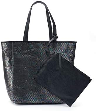 Juicy Couture Right Now Straw Tote with Pouch $99 thestylecure.com
