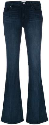 Paige long flared jeans