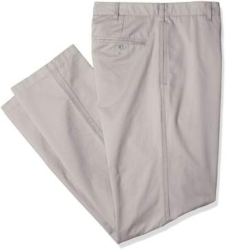 Calvin Klein Men's Big and Tall Soft Wash Dylan Chino Pant
