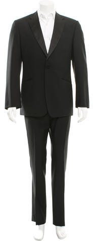 Paul SmithPaul Smith Wool Notch-Lapel Tuxedo