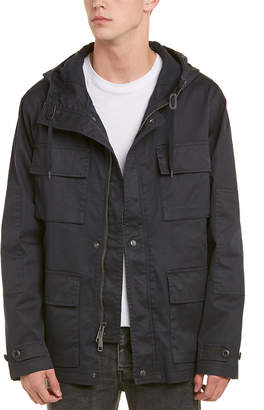 Vince Military Parka Jacket