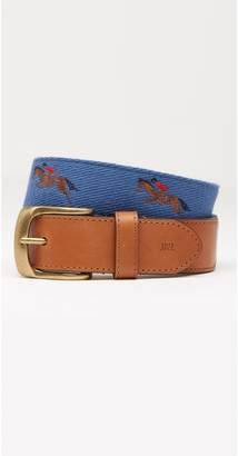 J.Mclaughlin Ashton Embroidered Belt in Jodhpur