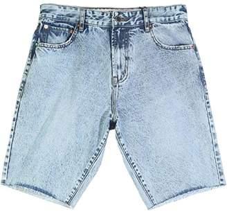 Lrg Young Men's Mk JNS Not War TS DNM Short Shorts