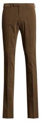 Ralph Lauren Purple Label Stretch Wale Corduroy Pants