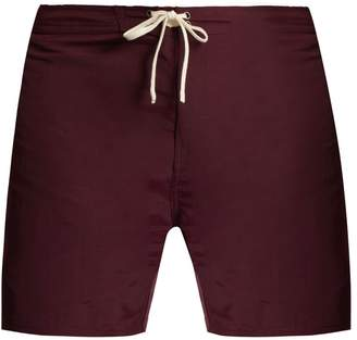 Saturdays NYC Colin Solid swim shorts