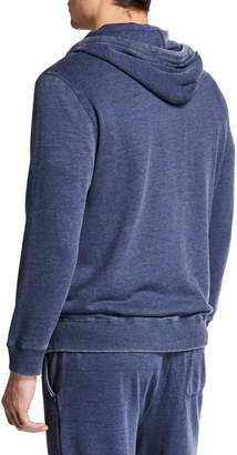 Joe's Jeans Men's Vintage Washed Fleece Hoodie
