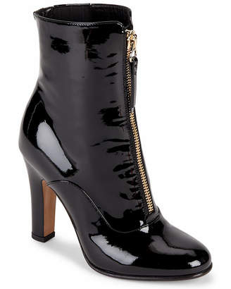 Valentino Zippered Patent Boot