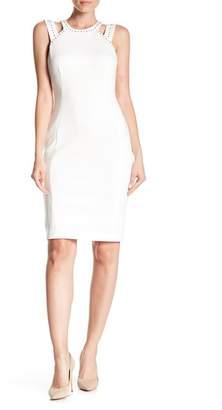 Modern American Designer Scuba Dress
