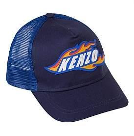 Kenzo Baseball Cap Logo (5-8Years )