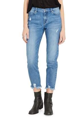 Buffalo David Bitton Faith Mid-Rise Skinny Jeans