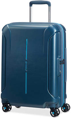"""American Tourister Technum 20"""" Hardside Carry-On Spinner Suitcase"""