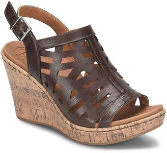 b.ø.c. Marina Wedge Sandal - Women's