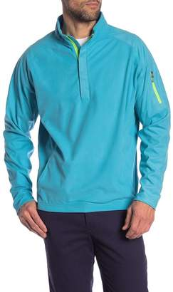 Peter Millar Whisper Quarter Zip Jacket