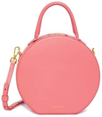 Mansur Gavriel Calf Circle Crossbody Bag in Dolly