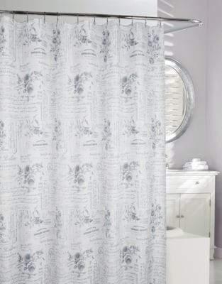 Moda Enchanted Shower Curtain