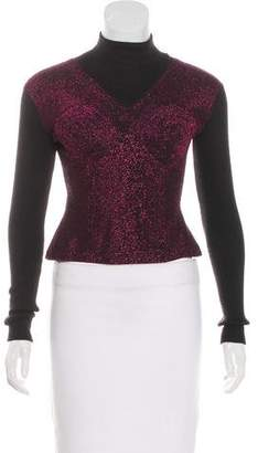 Jean Paul Gaultier Soleil Vintage Cone Sweater